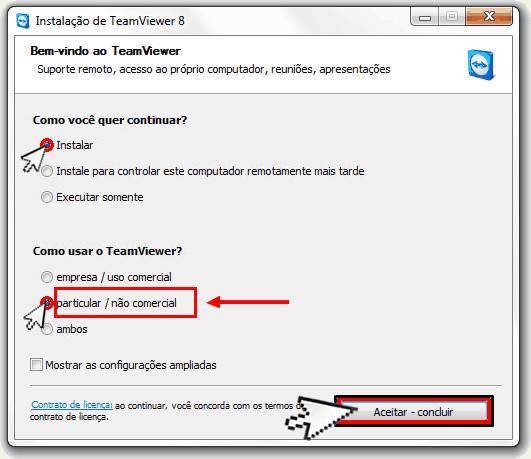 manual de teamviewer 8